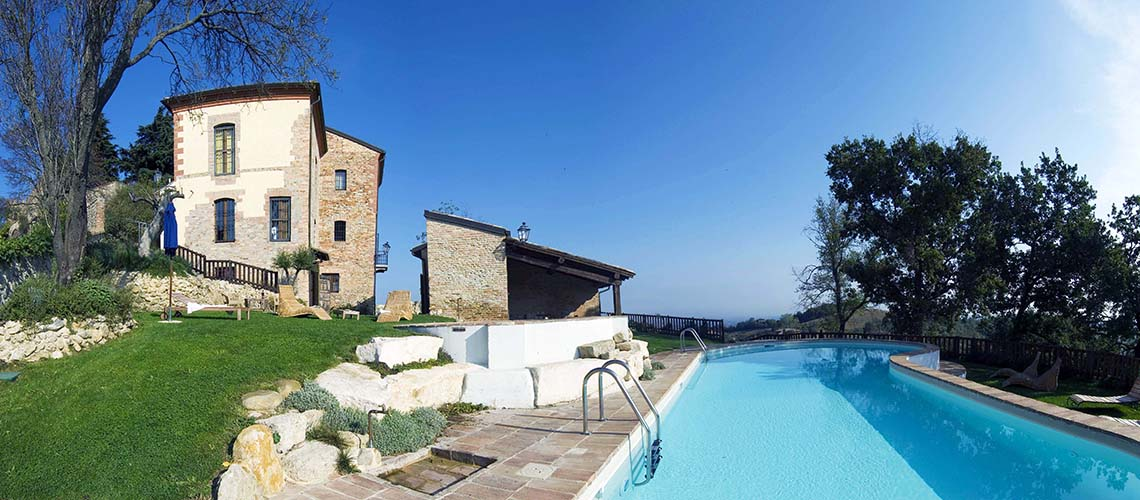 Holiday country homes for two persons, Emilia Romagna| Pure Italy - 20