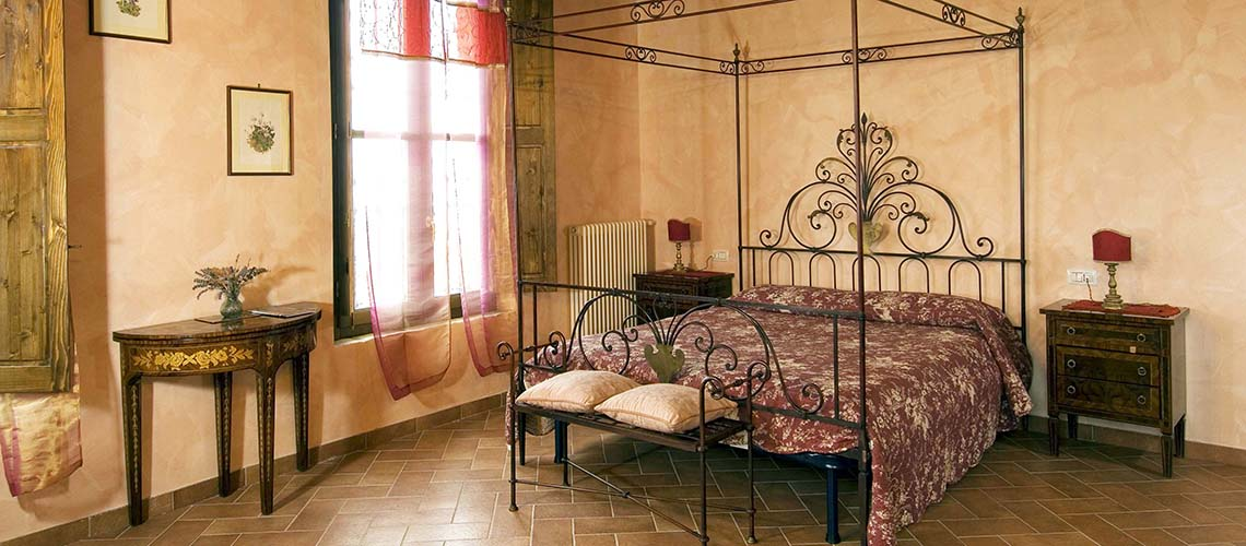 Holiday country homes for two persons, Emilia Romagna| Pure Italy - 22