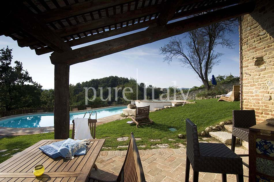 Holiday country homes for two persons, Emilia Romagna| Pure Italy - 3