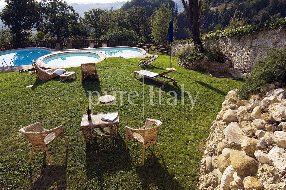 Holiday country homes for two persons, Emilia Romagna| Pure Italy - 4