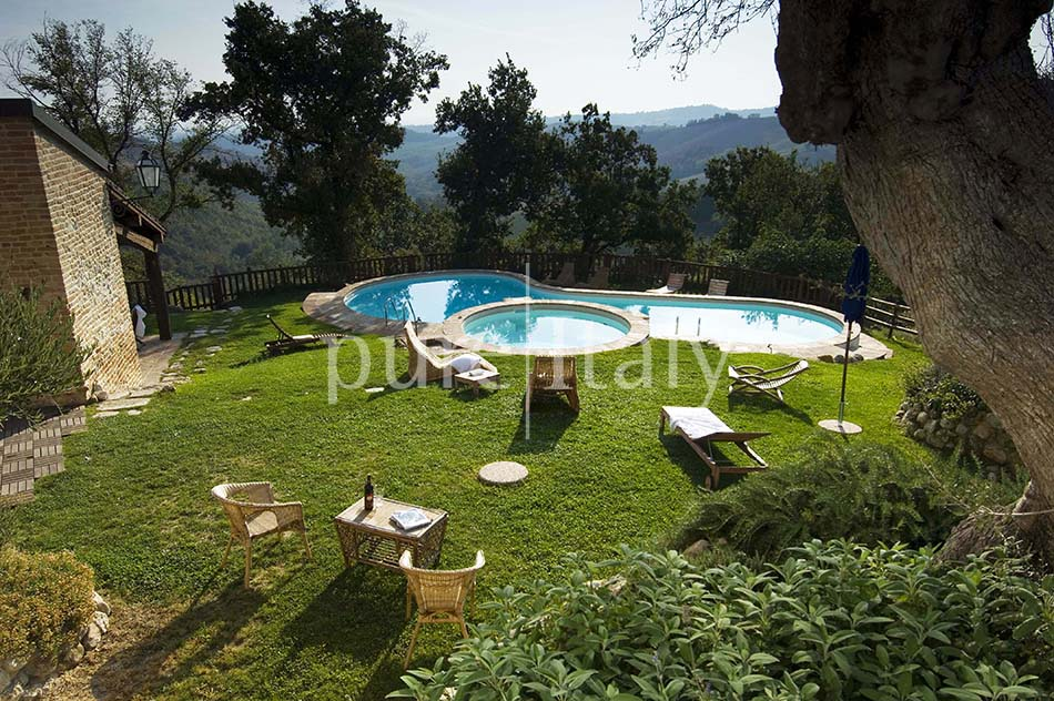Holiday country homes for two persons, Emilia Romagna| Pure Italy - 5