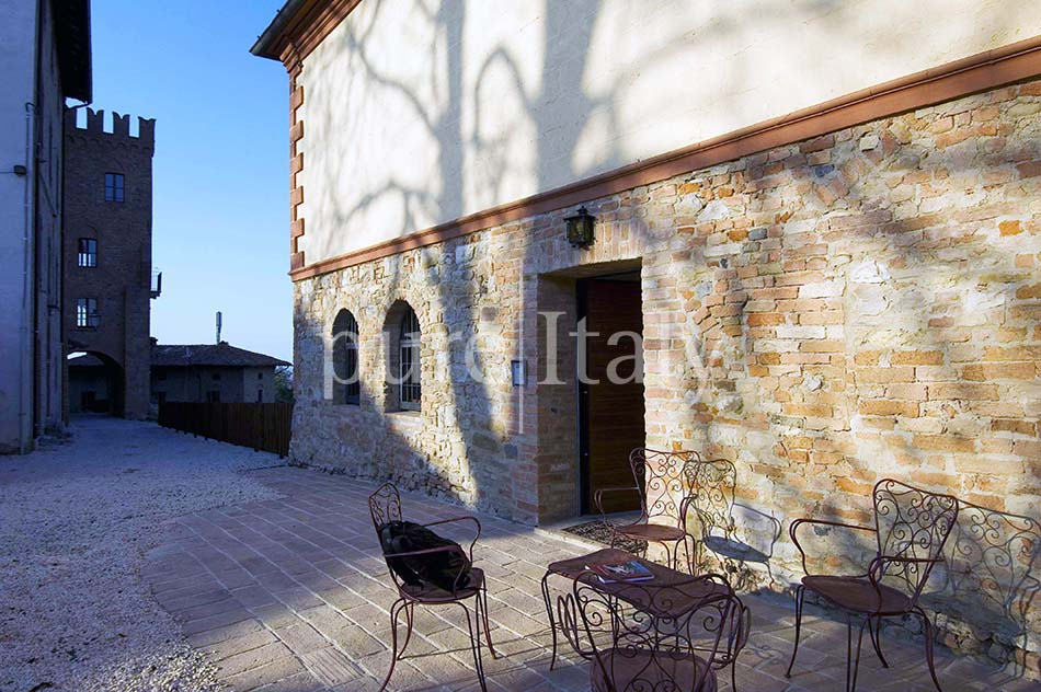 Holiday country homes for two persons, Emilia Romagna| Pure Italy - 11