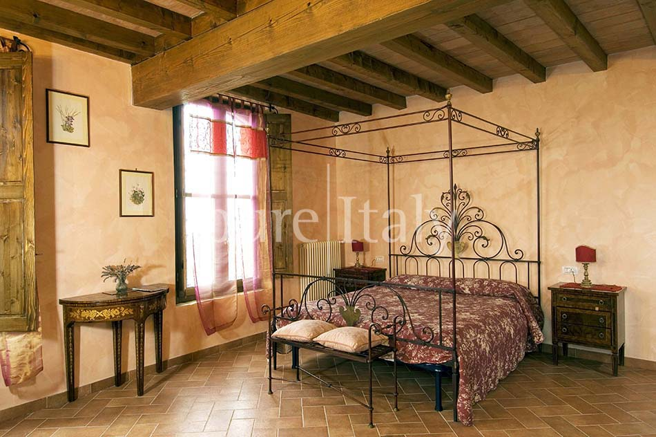 Holiday country homes for two persons, Emilia Romagna| Pure Italy - 12