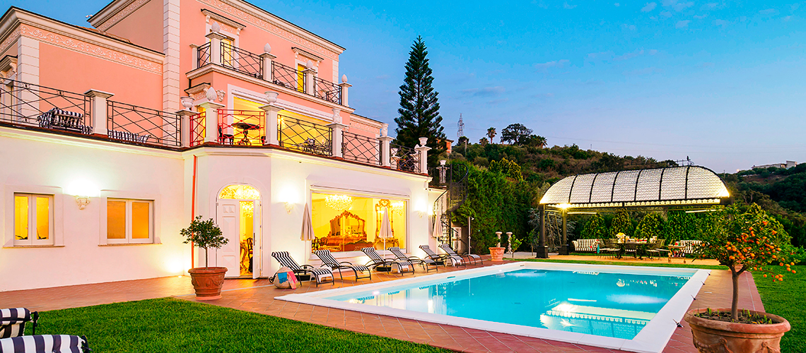 Estella Sicily Luxury Villa with Pool for rent near Capo D'Orlando - 61