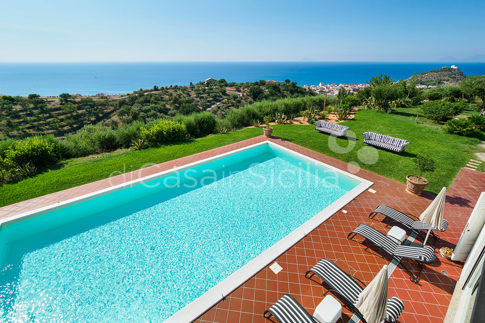Estella Sicily Luxury Villa with Pool for rent near Capo D'Orlando - 1