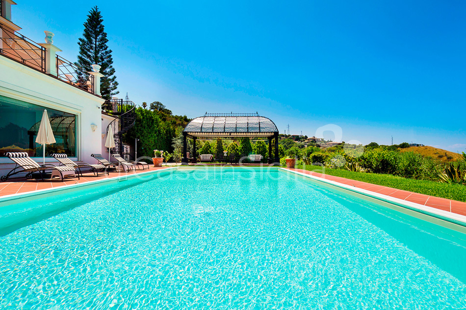 Estella Sicily Luxury Villa with Pool for rent near Capo D'Orlando - 2