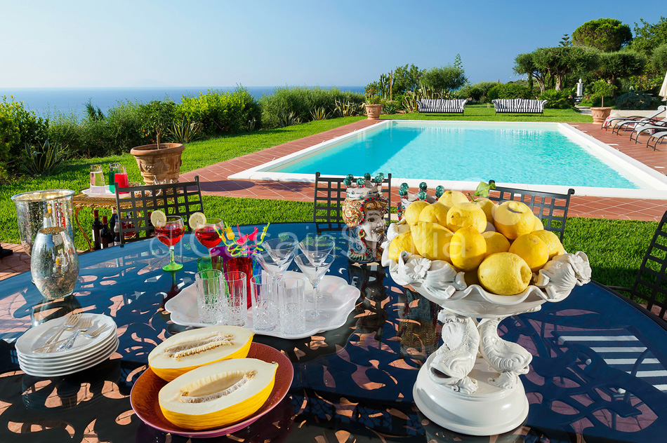 Estella Sicily Luxury Villa with Pool for rent near Capo D'Orlando - 3