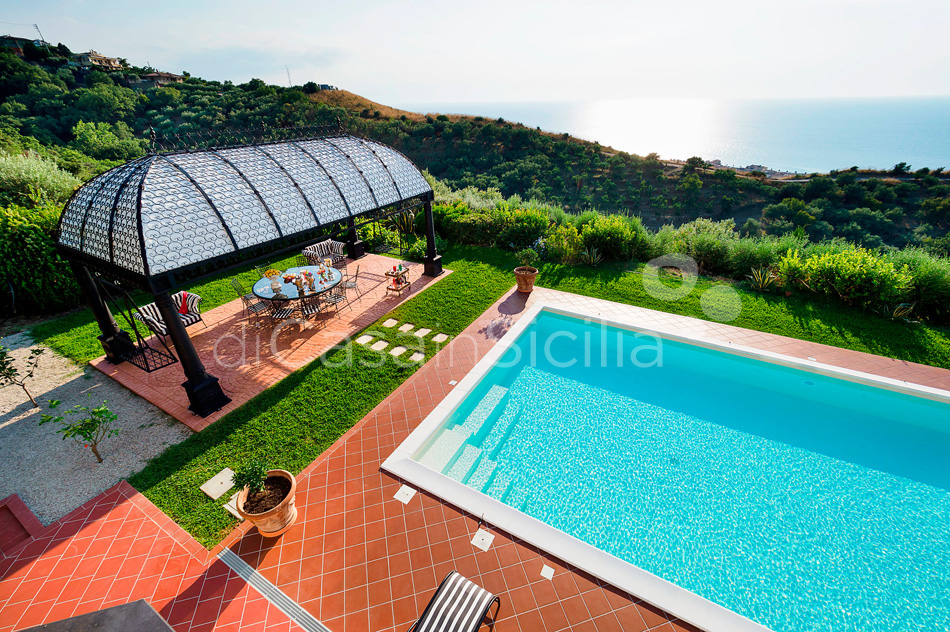 Estella Sicily Luxury Villa with Pool for rent near Capo D'Orlando - 6