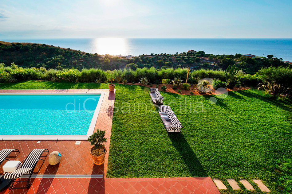 Estella Sicily Luxury Villa with Pool for rent near Capo D'Orlando - 7