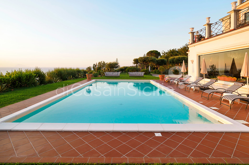 Estella Sicily Luxury Villa with Pool for rent near Capo D'Orlando - 10