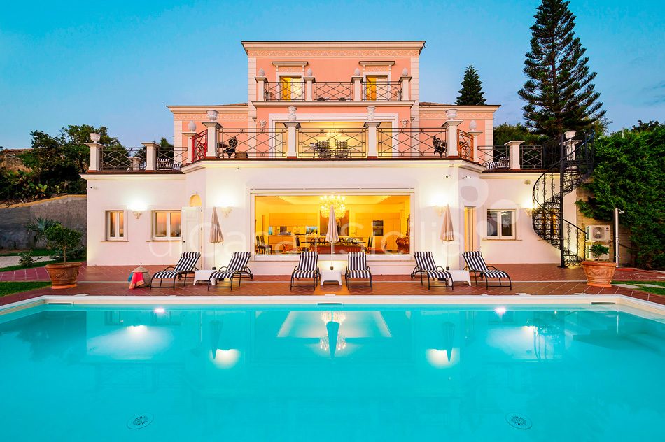 Estella Sicily Luxury Villa with Pool for rent near Capo D'Orlando - 14