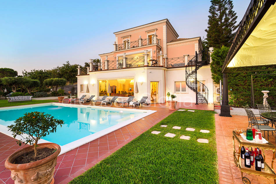 Estella Sicily Luxury Villa with Pool for rent near Capo D'Orlando - 15