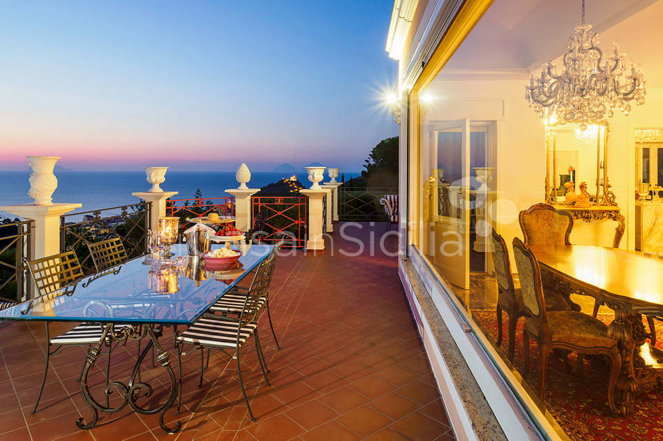Estella Sicily Luxury Villa with Pool for rent near Capo D'Orlando - 20