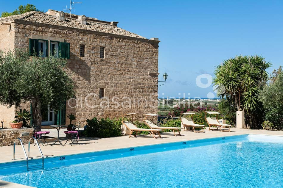 Corte del Sale Sicily Villa Rental with Pool near Trapani Sicily - 6