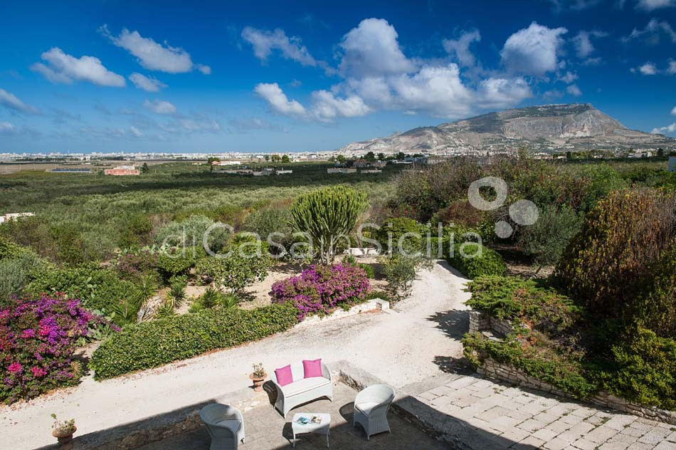 Corte del Sale Sicily Villa Rental with Pool near Trapani Sicily - 12