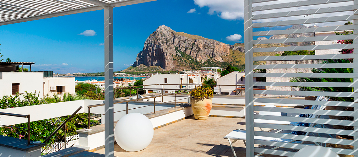 Gelsomina Haus am Meer zur Miete in San Vito Lo Capo Sizilien - 46