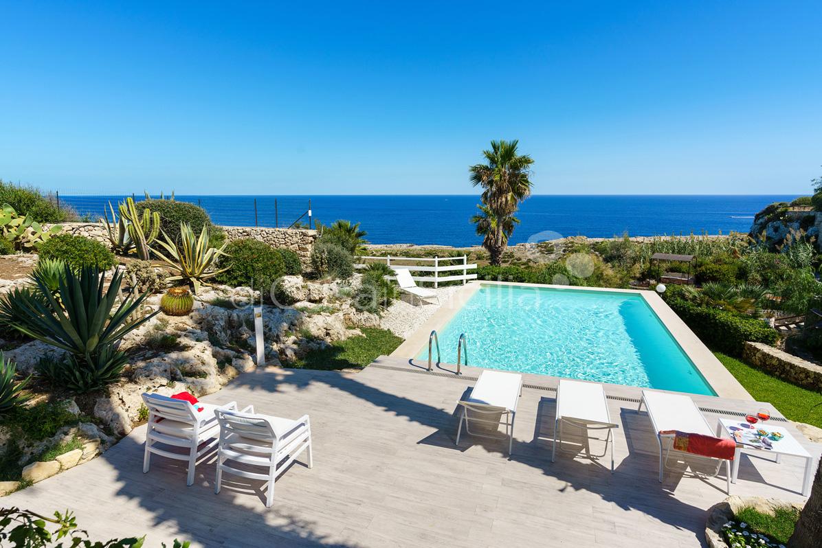Villa del Mito Villa Fronte Mare con Piscina in affitto Siracusa Sicilia - 11