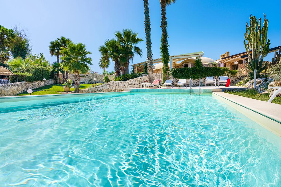 Villa del Mito Villa Fronte Mare con Piscina in affitto Siracusa Sicilia - 16