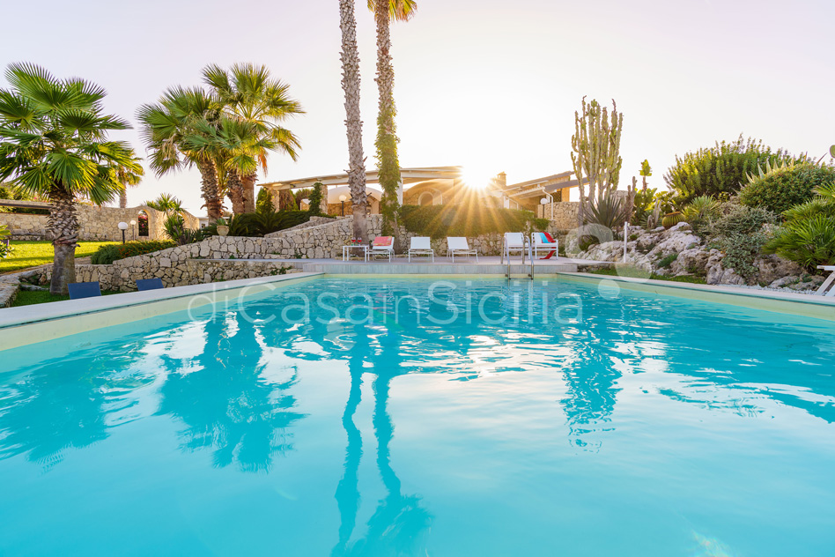 Villa del Mito Villa Fronte Mare con Piscina in affitto Siracusa Sicilia - 17