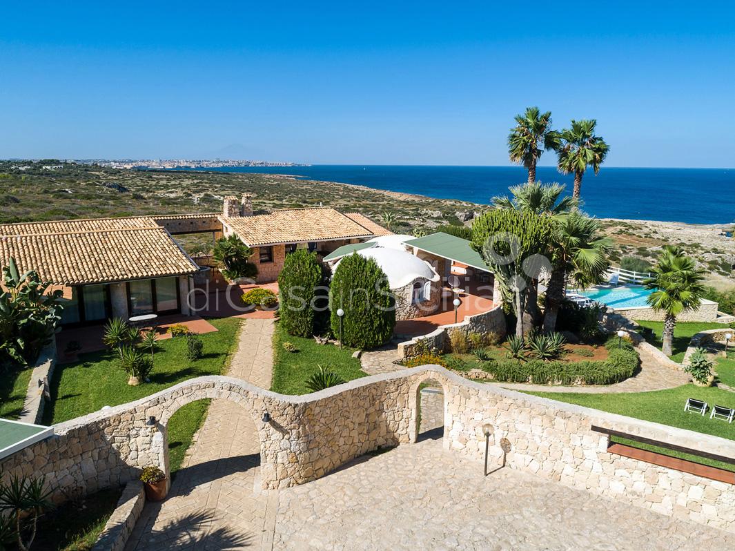 Villa del Mito Villa Fronte Mare con Piscina in affitto Siracusa Sicilia - 21