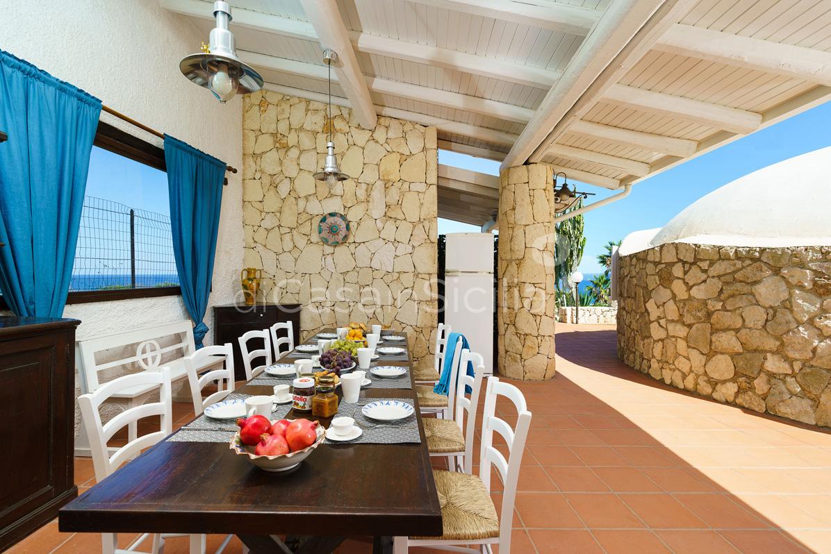 Villa del Mito Villa Fronte Mare con Piscina in affitto Siracusa Sicilia - 22