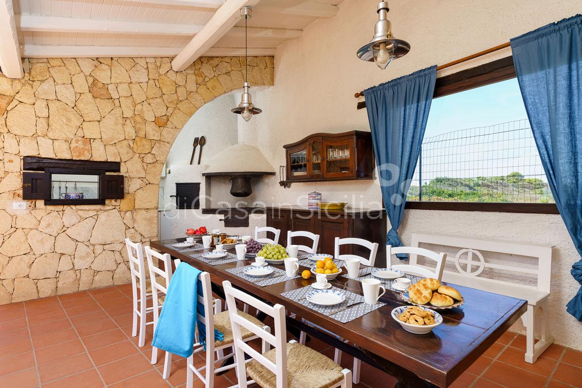 Villa del Mito Villa Fronte Mare con Piscina in affitto Siracusa Sicilia - 23
