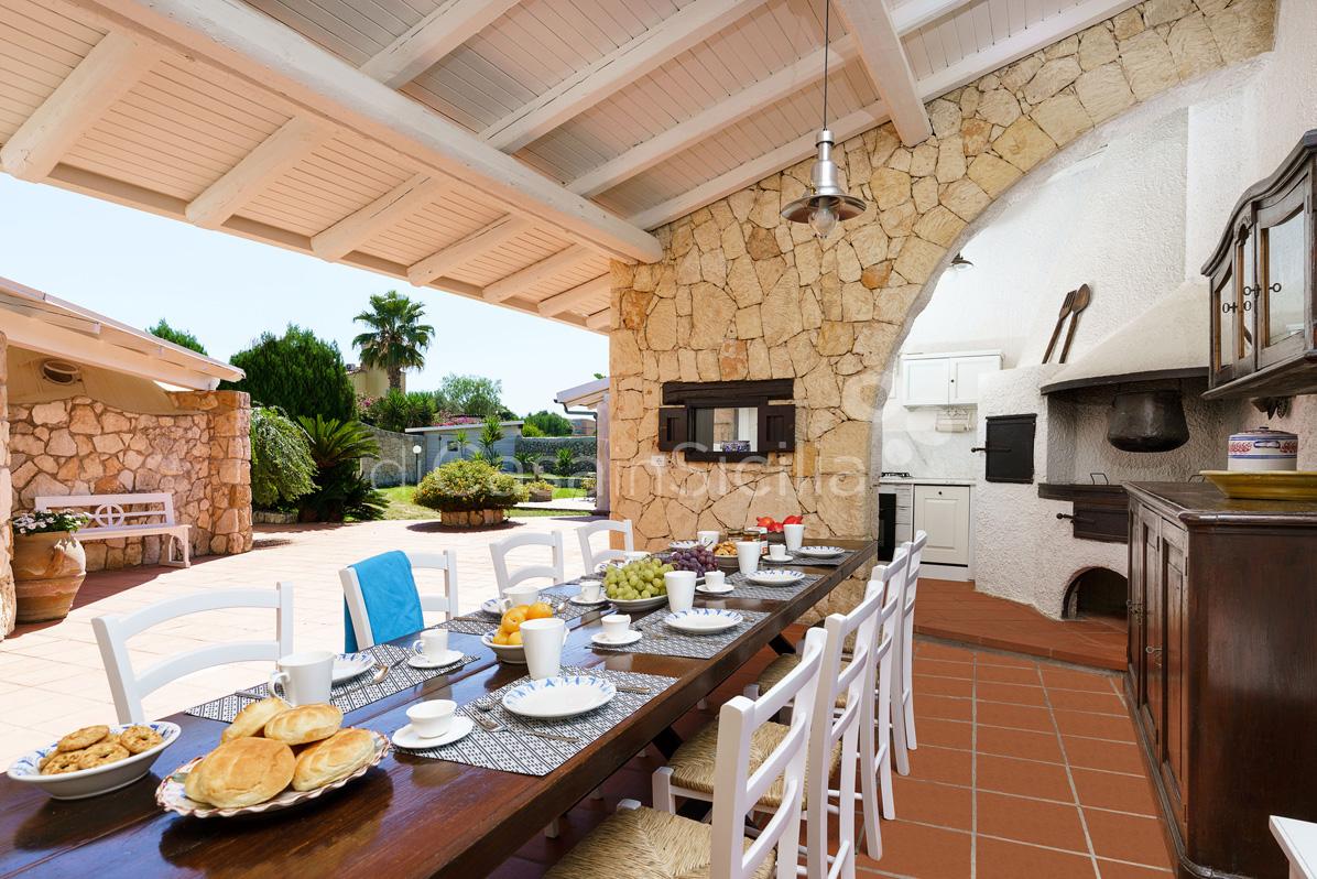 Villa del Mito Villa Fronte Mare con Piscina in affitto Siracusa Sicilia - 24