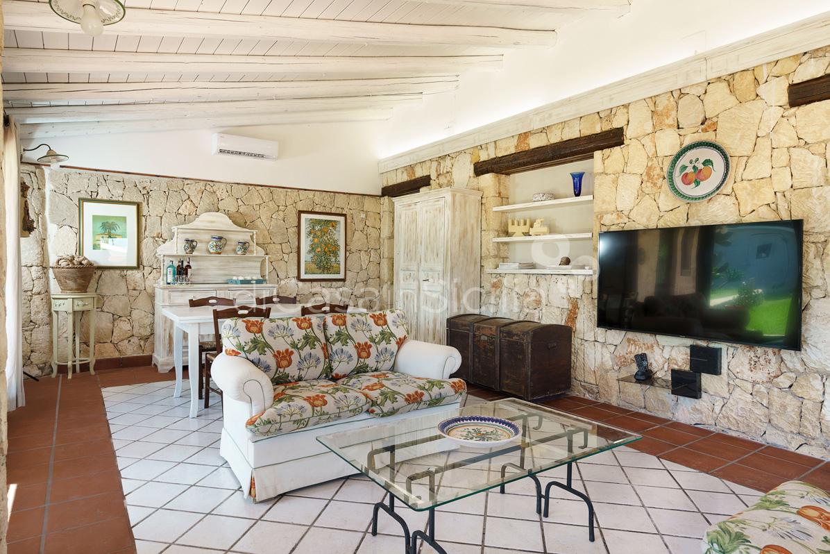 Villa del Mito Villa Fronte Mare con Piscina in affitto Siracusa Sicilia - 25