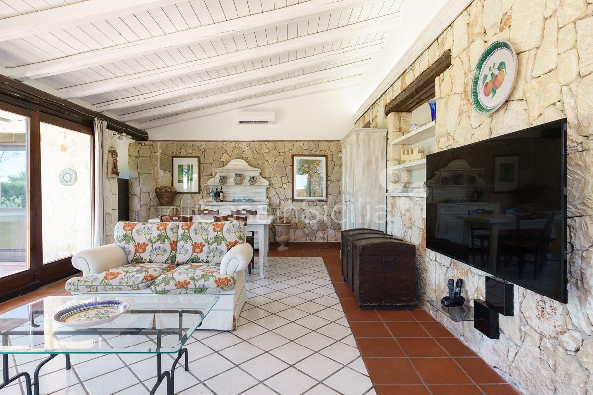 Villa del Mito Villa Fronte Mare con Piscina in affitto Siracusa Sicilia - 26