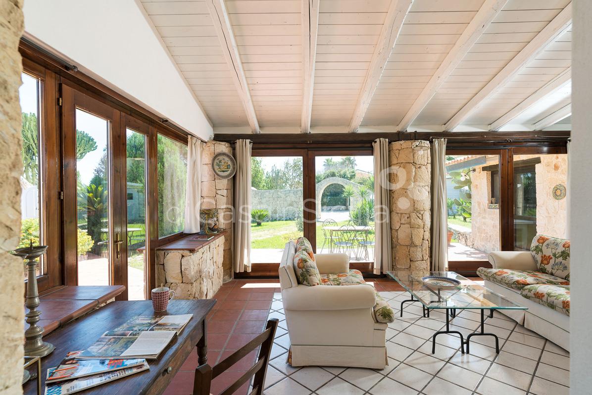 Villa del Mito Villa Fronte Mare con Piscina in affitto Siracusa Sicilia - 27
