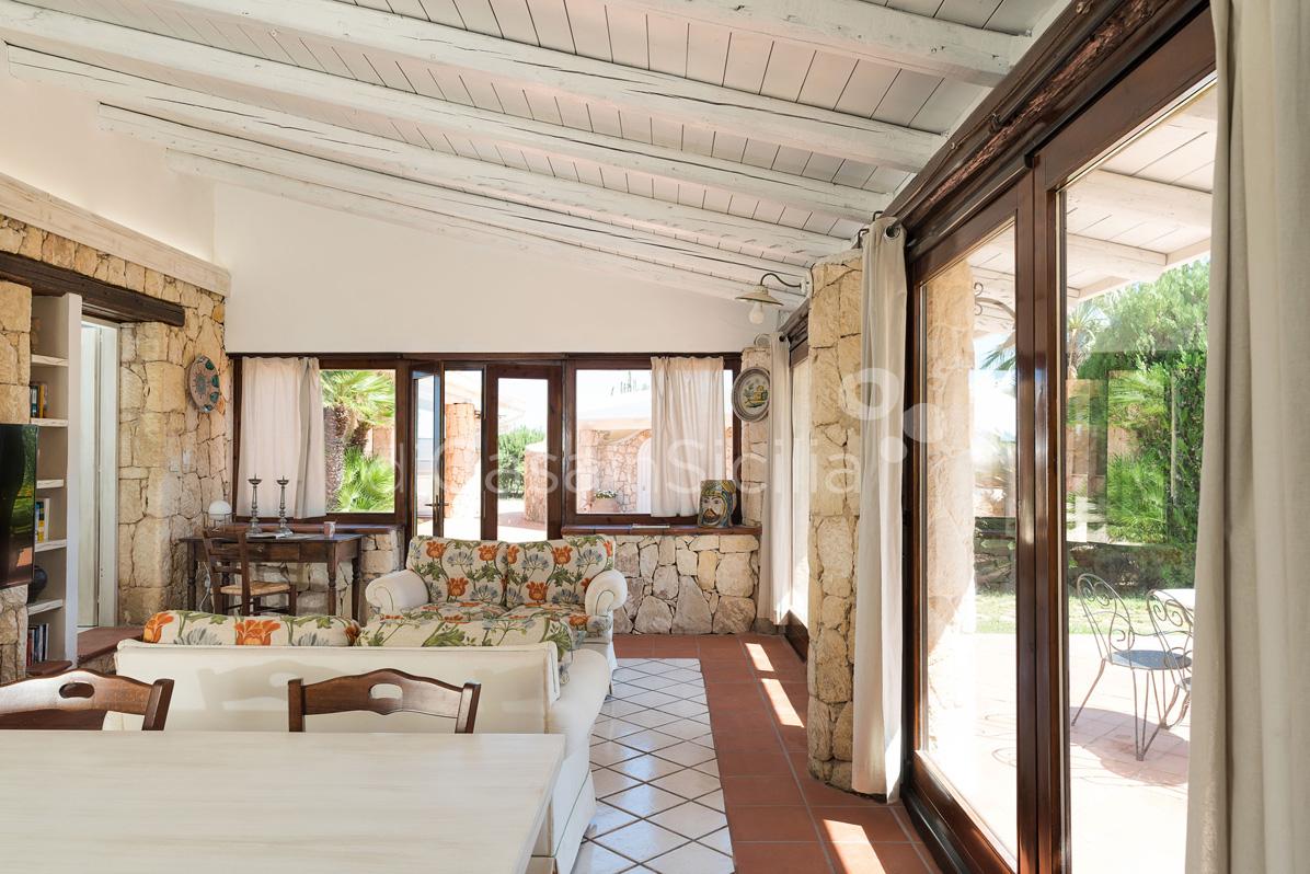 Villa del Mito Villa Fronte Mare con Piscina in affitto Siracusa Sicilia - 28