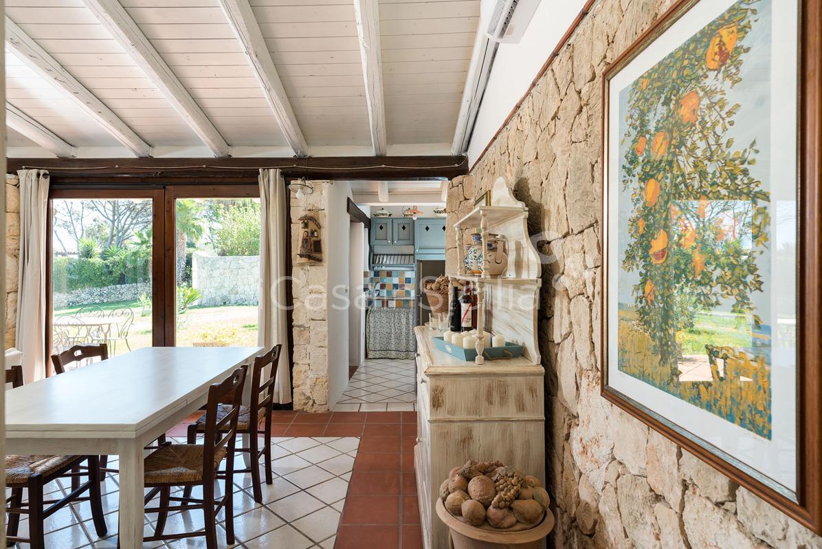 Villa del Mito Villa Fronte Mare con Piscina in affitto Siracusa Sicilia - 29