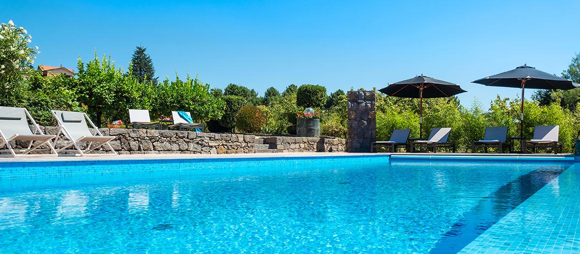 Palmento La Rosa Sicily Villa Rental with Pool Trecastagni Mount Etna - 1