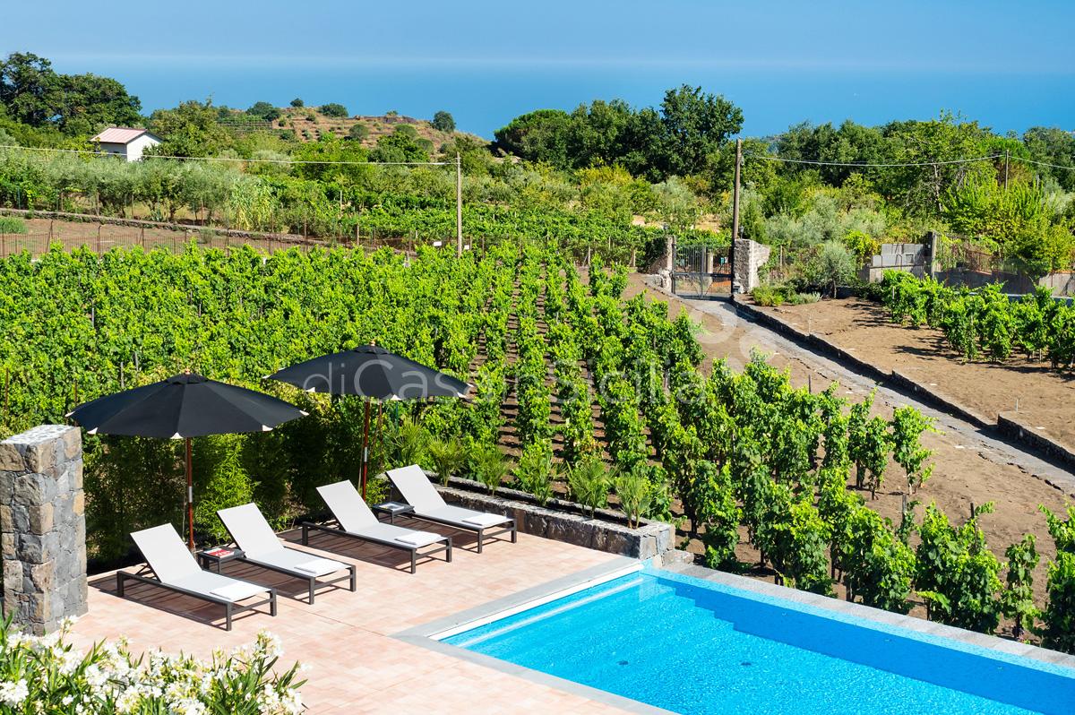 Palmento La Rosa Villa con Piscina in affitto sull'Etna Sicilia - 2