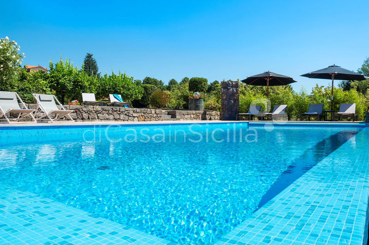 Palmento La Rosa Sicily Villa Rental with Pool Trecastagni Mount Etna - 6