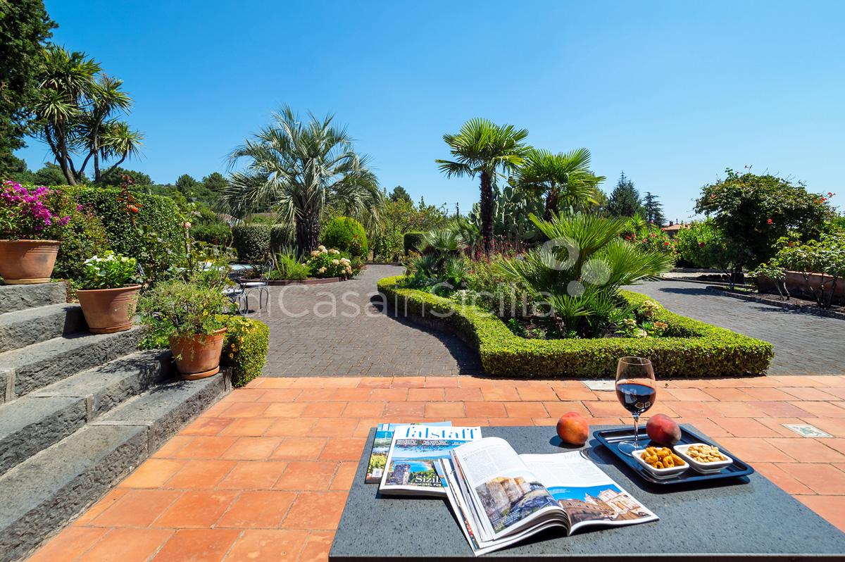 Palmento La Rosa Villa con Piscina in affitto sull'Etna Sicilia - 10