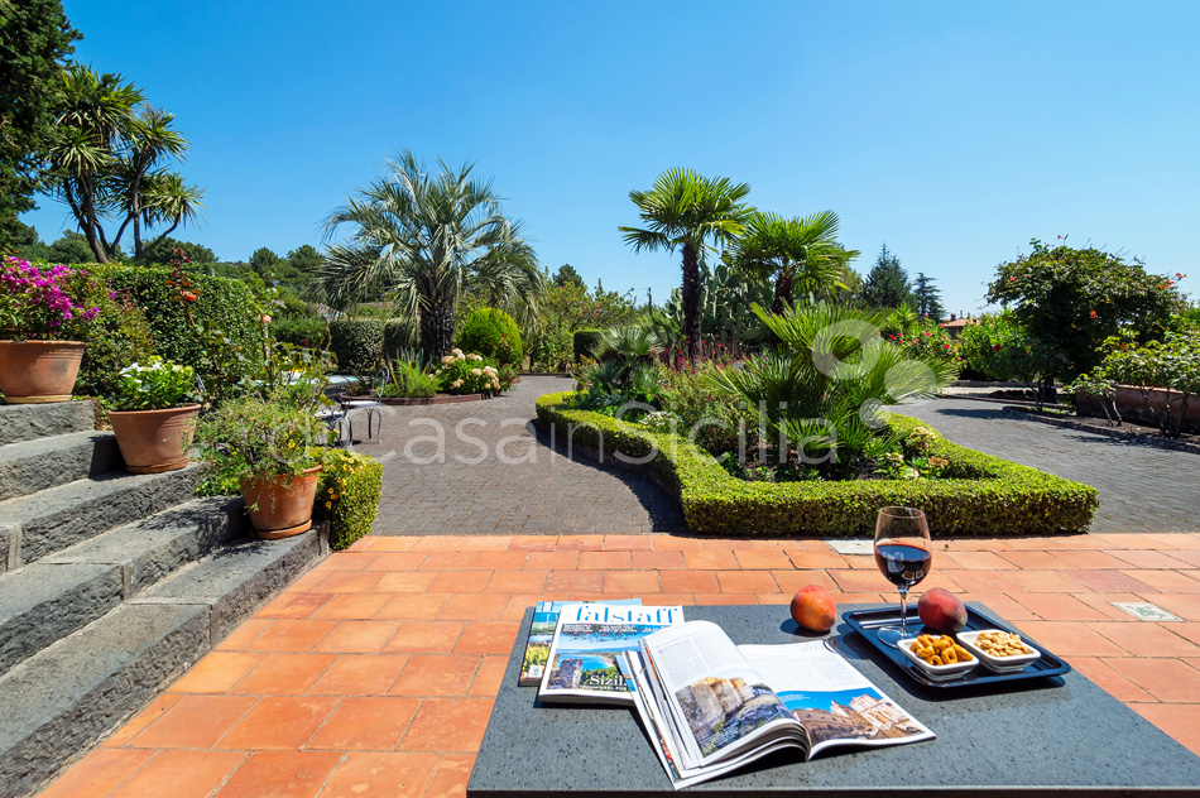 Palmento La Rosa Sicily Villa Rental with Pool Trecastagni Mount Etna - 10