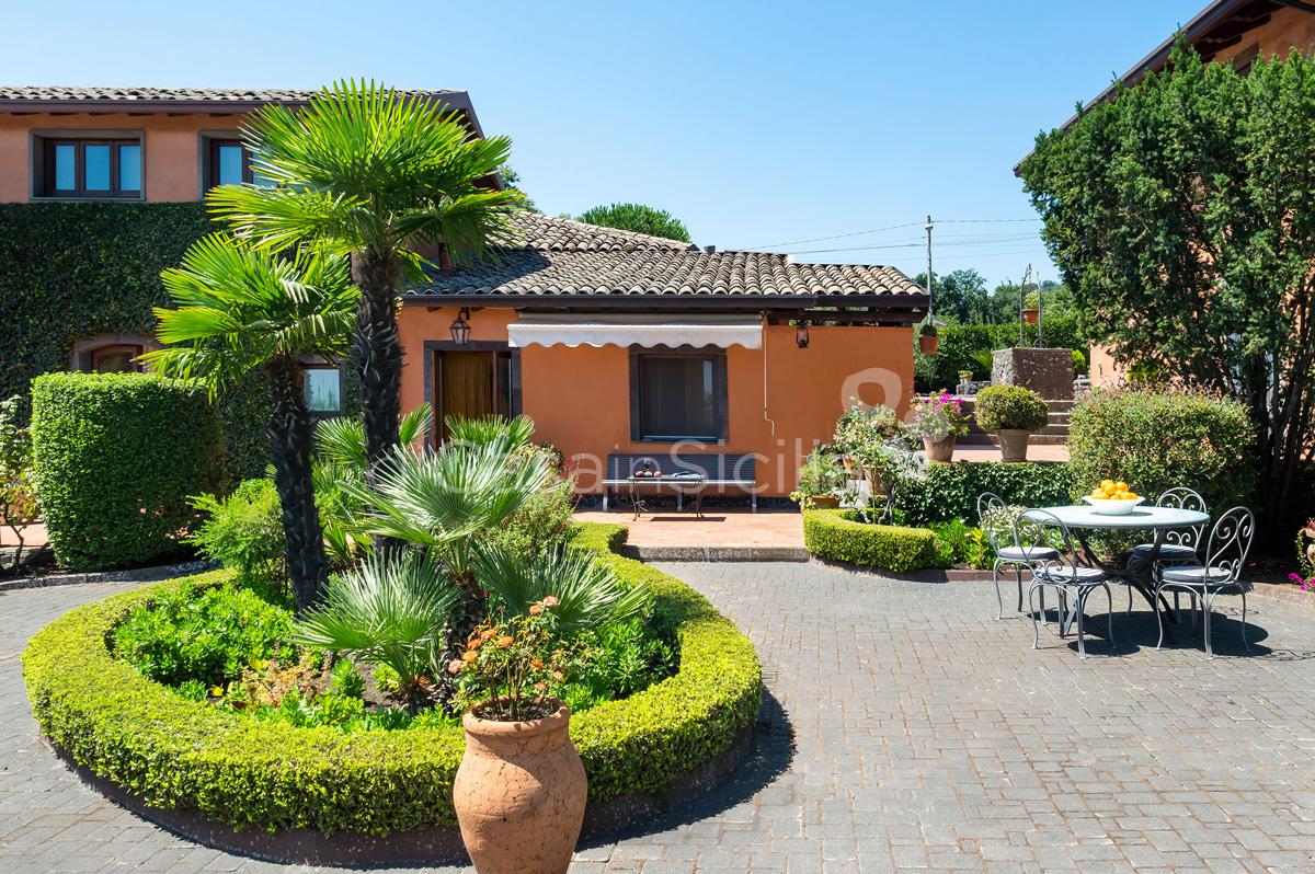 Palmento La Rosa Villa con Piscina in affitto sull'Etna Sicilia - 11