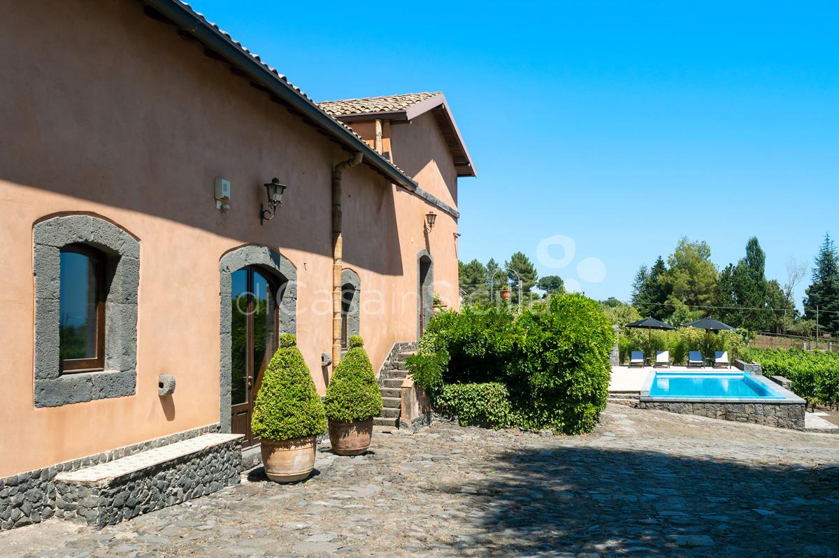 Palmento La Rosa Sicily Villa Rental with Pool Trecastagni Mount Etna - 12