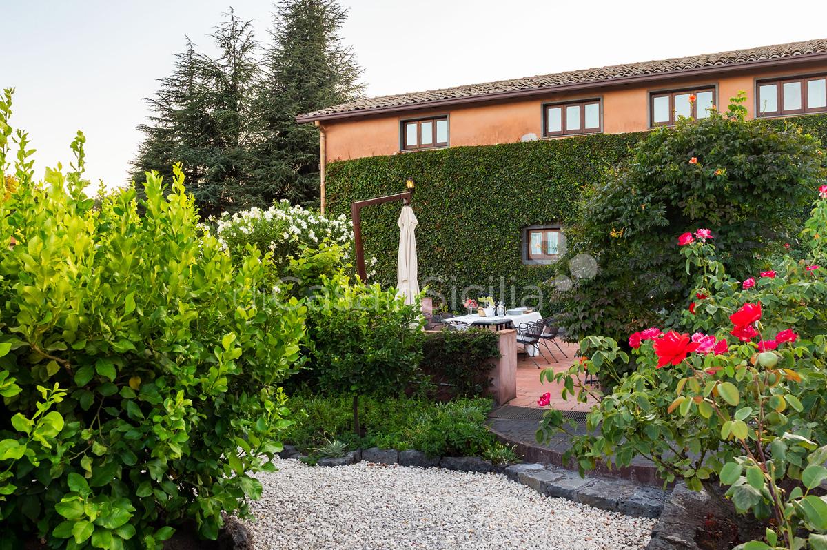 Palmento La Rosa Sicily Villa Rental with Pool Trecastagni Mount Etna - 15