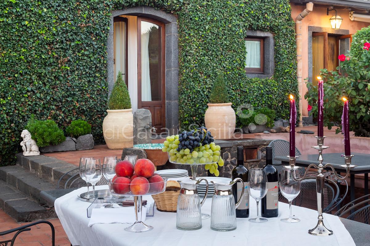 Palmento La Rosa Sicily Villa Rental with Pool Trecastagni Mount Etna - 17