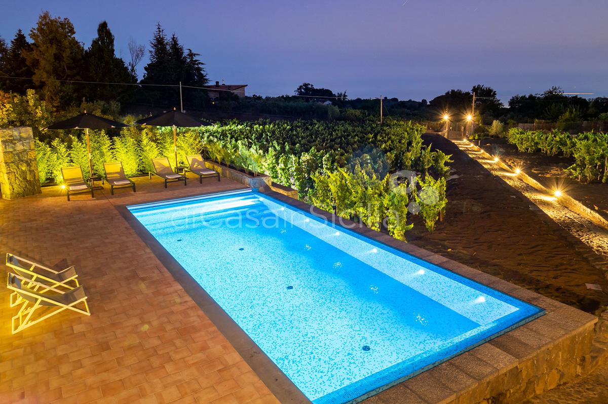 Palmento La Rosa Villa con Piscina in affitto sull'Etna Sicilia - 19