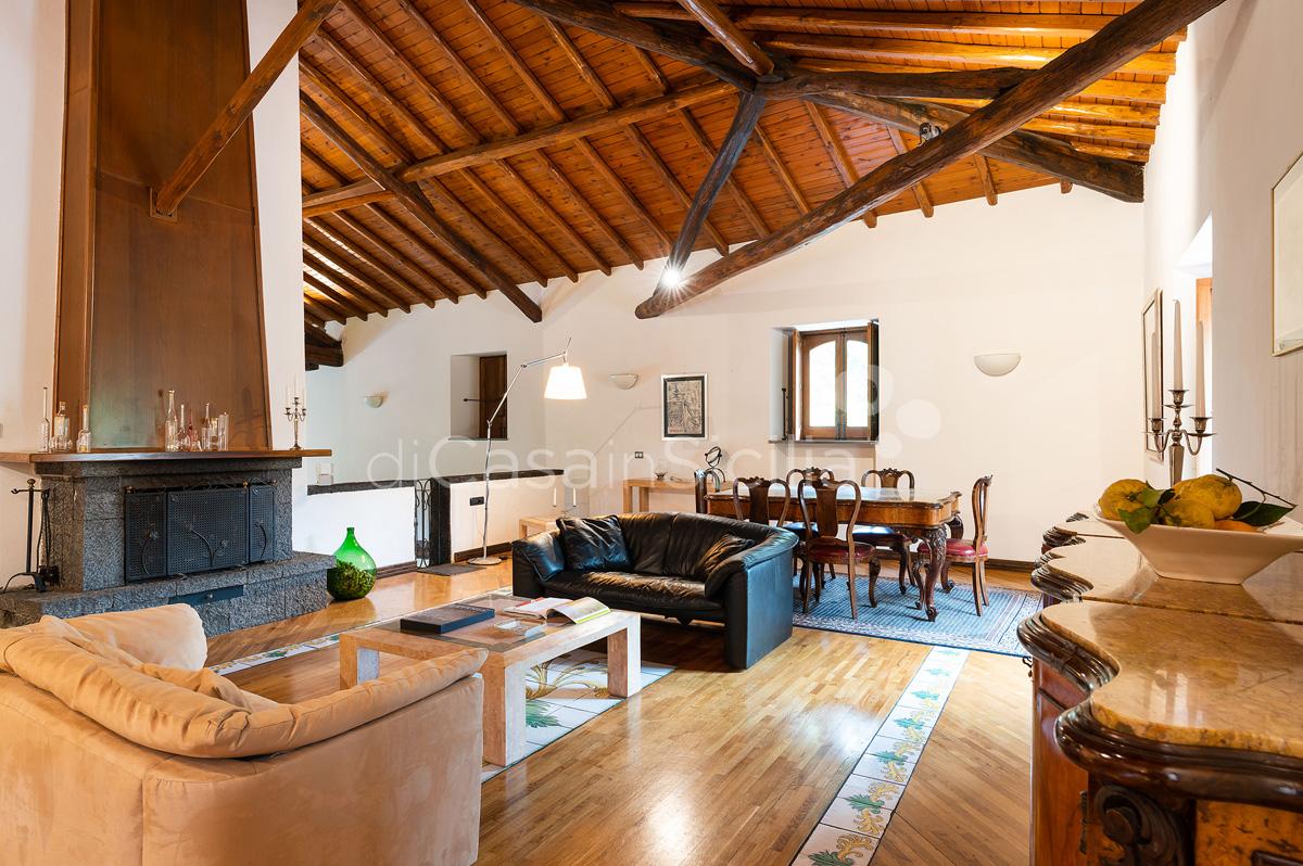 Palmento La Rosa Sicily Villa Rental with Pool Trecastagni Mount Etna - 24