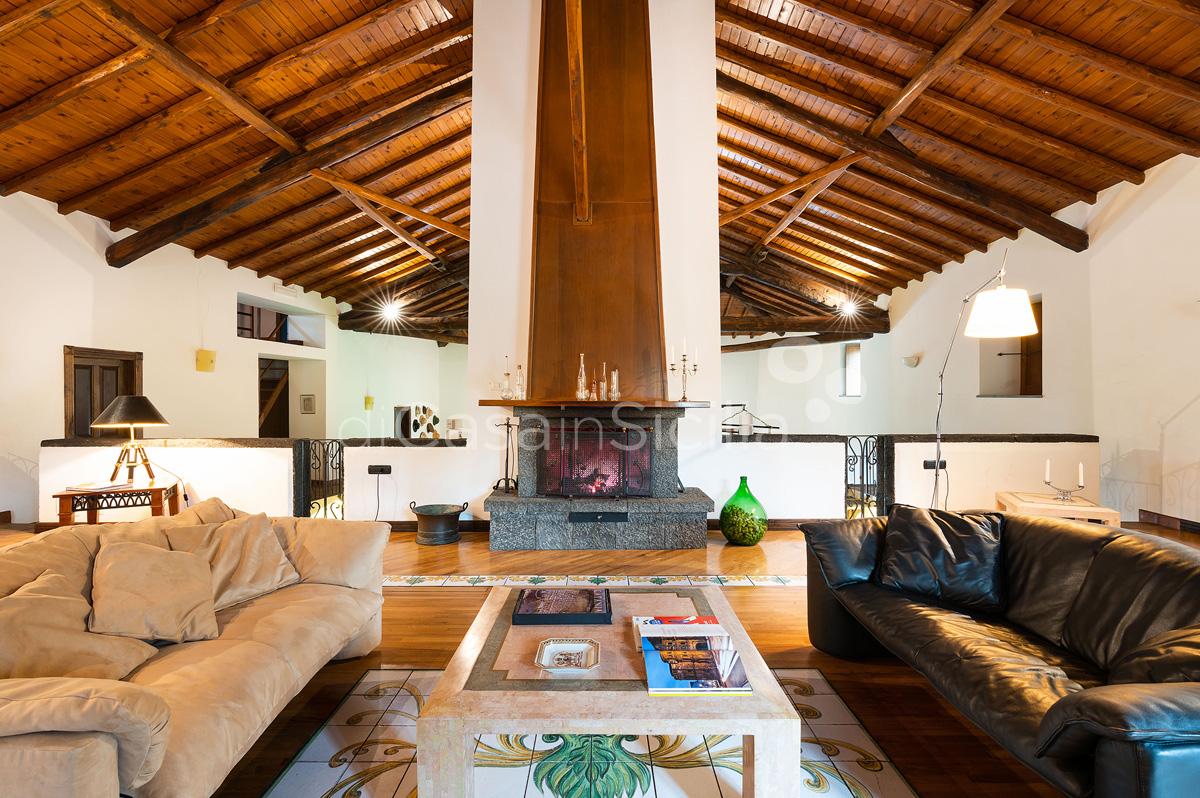 Palmento La Rosa Villa con Piscina in affitto sull'Etna Sicilia - 25