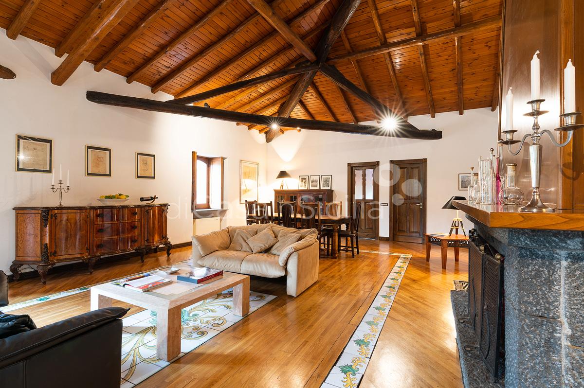 Palmento La Rosa Villa con Piscina in affitto sull'Etna Sicilia - 26
