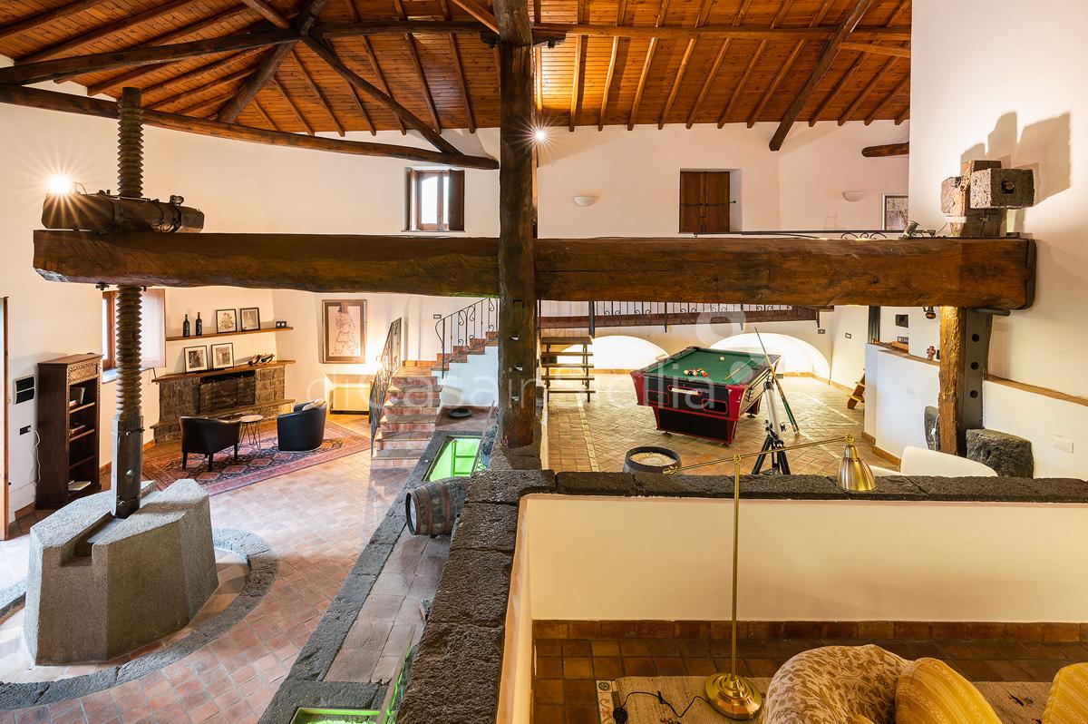 Palmento La Rosa Sicily Villa Rental with Pool Trecastagni Mount Etna - 28
