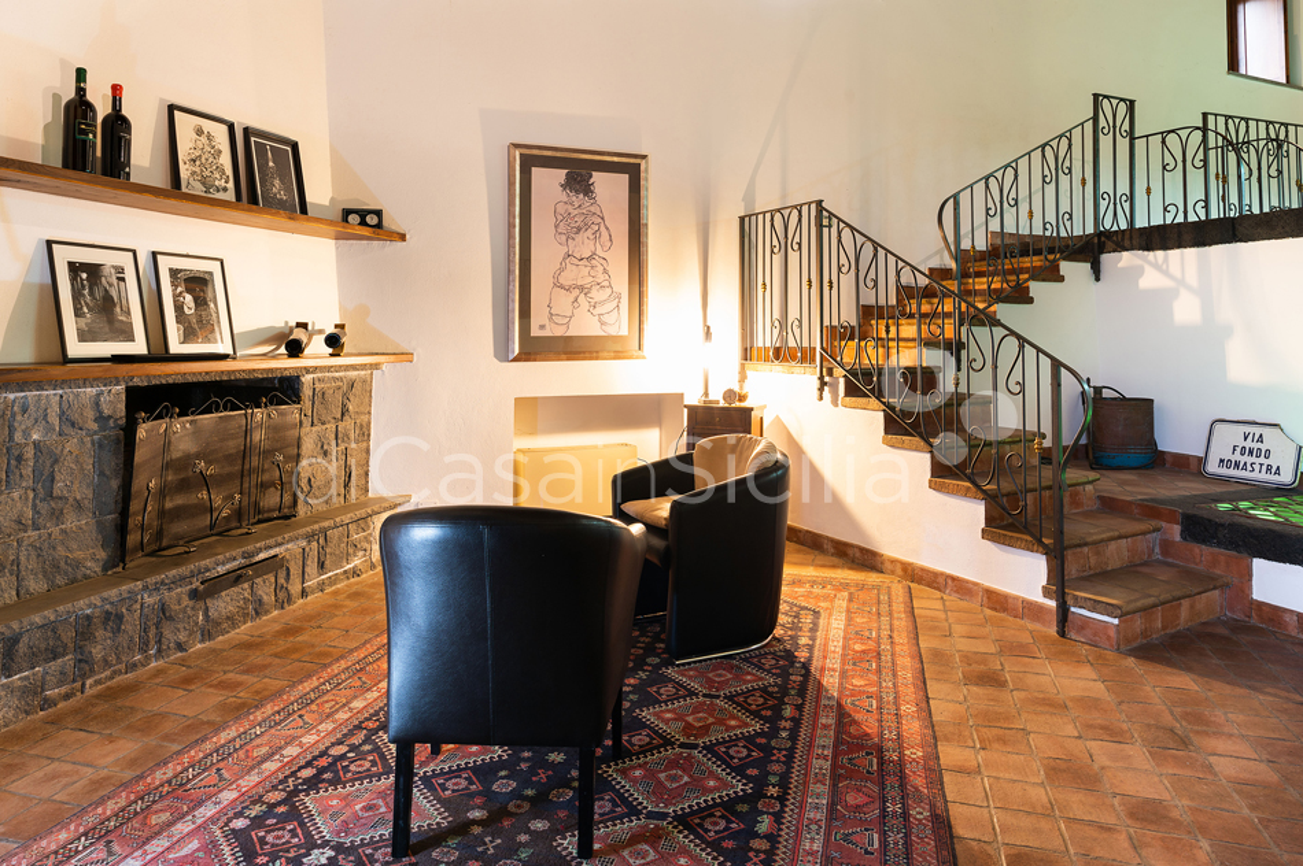 Palmento La Rosa Sicily Villa Rental with Pool Trecastagni Mount Etna - 30