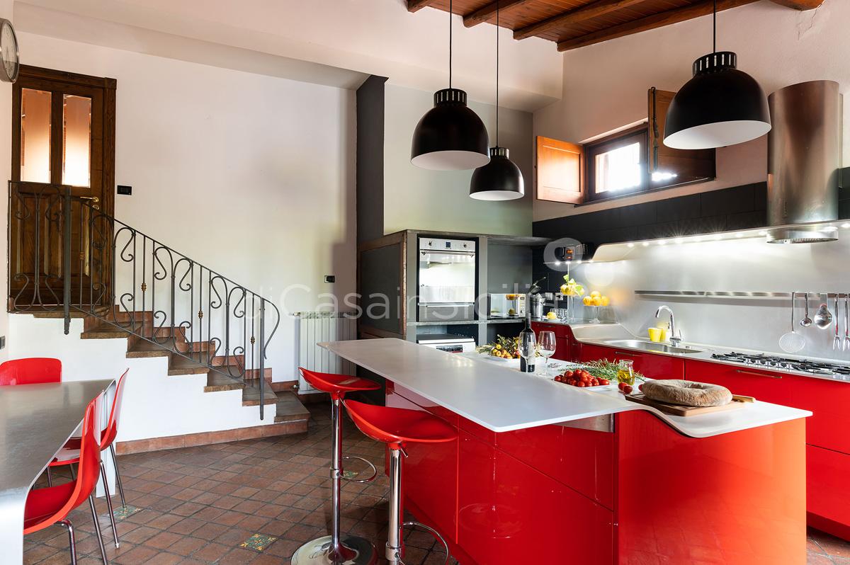 Palmento La Rosa Villa con Piscina in affitto sull'Etna Sicilia - 33