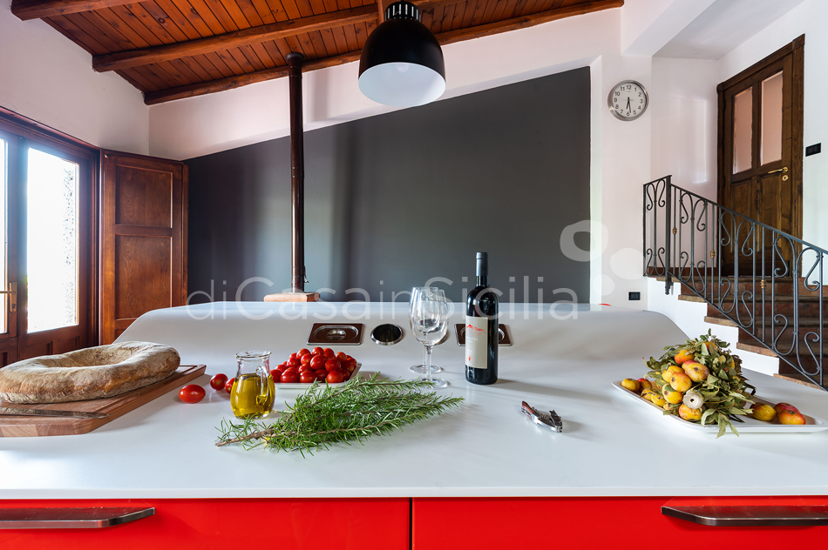 Palmento La Rosa Sicily Villa Rental with Pool Trecastagni Mount Etna - 35