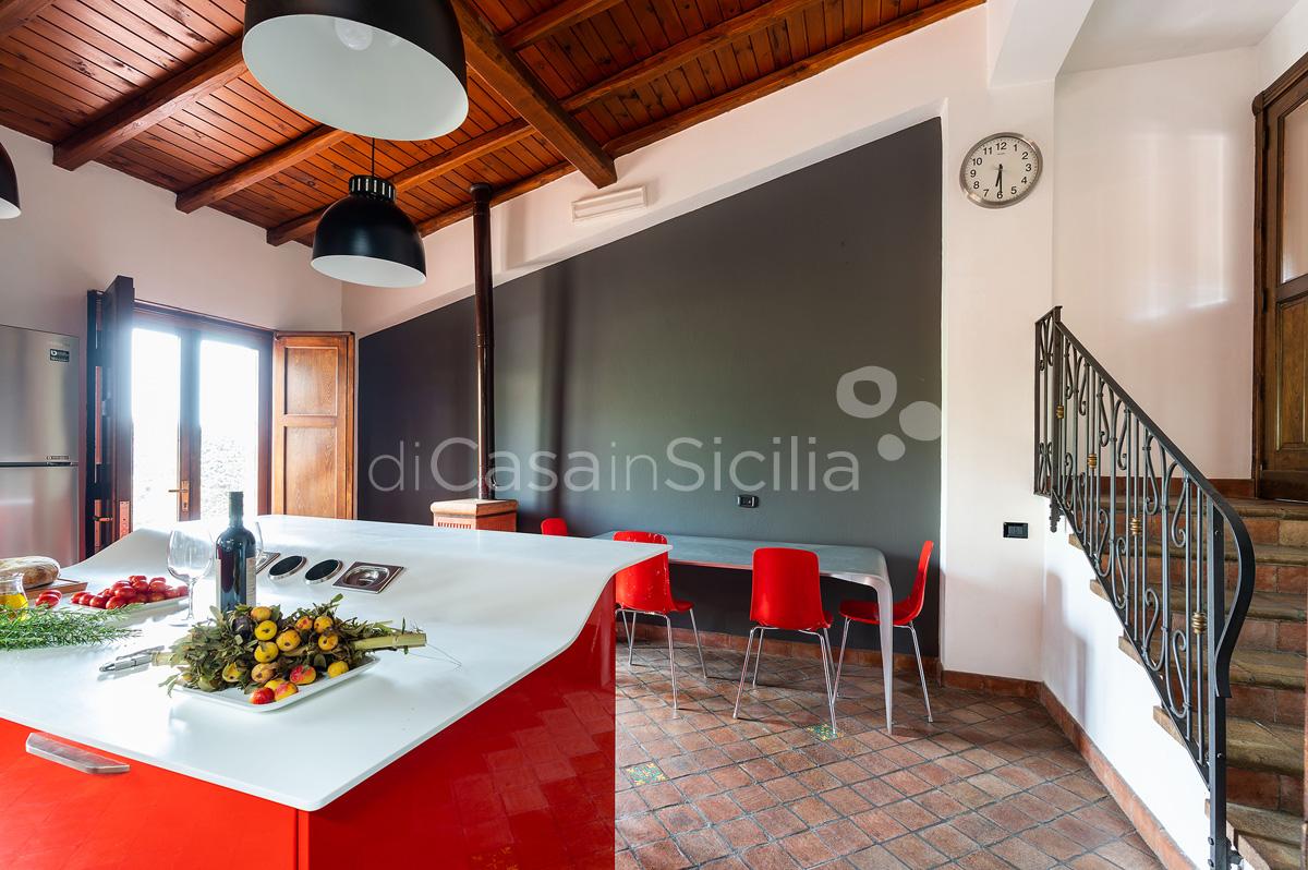 Palmento La Rosa Sicily Villa Rental with Pool Trecastagni Mount Etna - 36